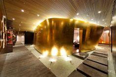 Luxury Wellness Center Design in Moscow, Russia - DBF Studio