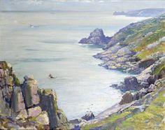 lamorna birch | Samuel John Lamorna Birch (1869-1955)