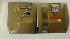 NES The Legend of Zelda & Zelda II The Adventure of Link