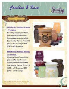 Scentsy wickless candles - safe, wickless and lead free. No soot, no smoke, no flame, so safe. Scented Wax Warmer, A 17, Auntie, Scentsy, Natural Oils, Go Shopping, Lead Free, Fragrance, Candles