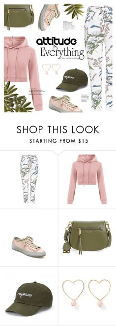 """""""Go Back to School!"""" by sans-moderation ❤ liked on Polyvore featuring Marc Jacobs, SO and Ana Accessories"""