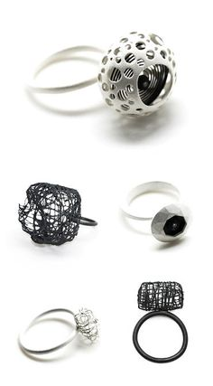 TheCarrotbox.com modern jewellery blog : obsessed with rings // feed your fingers!: Jordi Aparicio