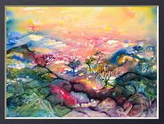 Karlyn Holman Paintings | Recent Photos The Commons Getty Collection Galleries World Map App ...