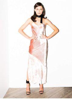 facd3625a60e3 Fleur du Mal Fleur du Mal Velvet Slip Dress Blazer Dress