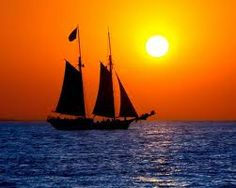 Sunset Sailing in Key West