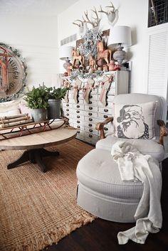 Cozy cottage Christm
