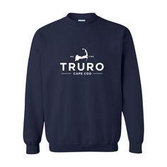 Truro Cape Cod Crewneck Sweatshirt