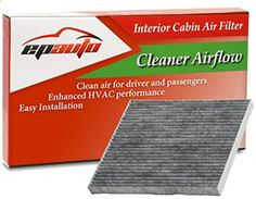 EPAuto Toyota / Lexus / Scion / Subaru Premium Cabin Air Filter includes Activated Carbon - EPAuto Cabin Air Filter Provides clean air for driver and passengers, contains soda and carbon to generate fresh breeze air. Compatible model and year list: 2010 4runner, Camry 2007, Subaru, Range Rover 2014, Corolla 2009, Car Air Filter, Lexus Lfa, Lexus Gs300, Toyota Prius