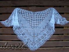 Ravelry: May Shawl pattern by Irena D