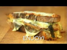 ... Recipes on Pinterest | Sandwiches, Videos and Brie Grilled Cheeses