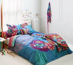 Pretty bedding set from Desigual!