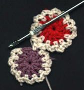 Zig-Zag Yo-Yo Crochet Afghan Pattern ❥Teresa Restegui http://www.pinterest.com/teretegui/❥