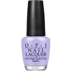 Opi Nail Polish ($18) ❤ liked on Polyvore featuring beauty products, nail care, nail polish, beauty, fillers, cosmetics, makeup, opi nail polish, opi nail lacquer and opi nail color