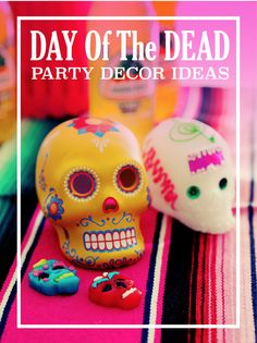 Day of the Dead Party decor inspiration
