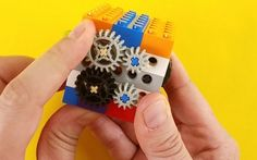 Get creative with an epic DIY LEGO Fidget Cube that will make you the coolest person in town using Lego you already have! Perfect for focus & attention.