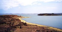 Lake Turkana, East Africa (The climax of Constant Gardener was filmed here).