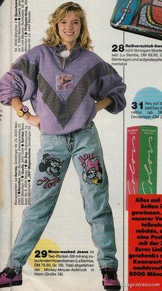 80 ideen f 252 r 80er kleidung zum erstaunen fashion