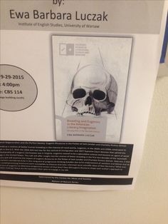 Skull Anatomy, English Study, Science