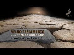 Velho Testamento - Livro Levítico: Estudo 023 - YouTube