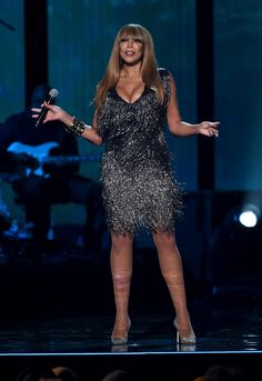 316bdfd76b3 EXCLUSIVE  Wendy Williams  Soul Train Awards Style
