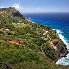 The One-Town Island - Pitcairn Island's Bounty of Beauty - Coastal Living