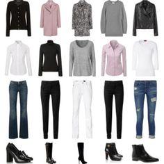 Weekly Wardrobe
