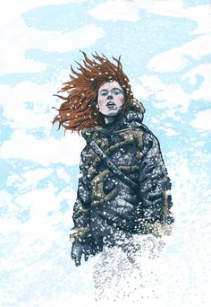 Ygritte - Game of Thrones
