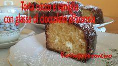 Torta cocco e vaniglia con glassa al cioccolato all'arancia  http://blog.giallozafferano.it/blogrossopeperoncino/torta-cocco-vaniglia-glassa-cioccolato-allarancia/
