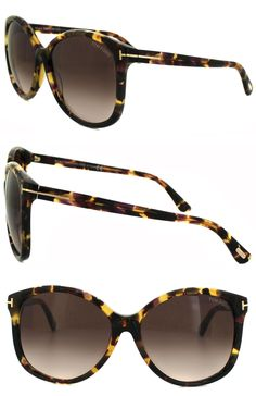 Available at Discounted Sunglasses now! Cat eye style Tom Ford Alicia #sunglasses!m #fashion #style