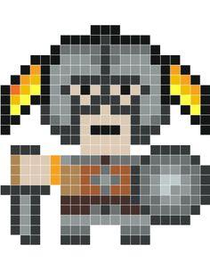 Direttamente da Skyrim, ecco l'eroe Dovahkiin!