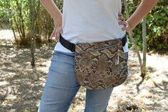 Belt bagleather waist baghip leather bagfanny pack