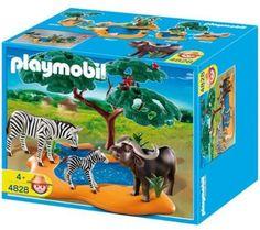 Playmobil Buffalo with Zebras PLAYMOBIL® http://www.amazon.com/dp/B001RHAF8M/ref=cm_sw_r_pi_dp_OQCWtb1S9ATQNEZJ