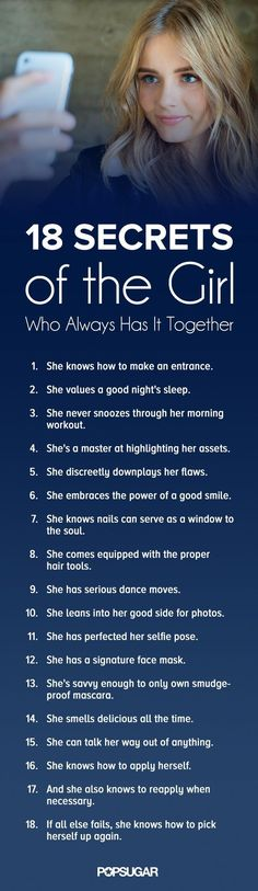 You definitely know one of these girls!