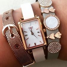 Keep Collective 1 Mesh Bracelet, 2 Reversible Leather Bracelets, timekey, 5 Keys