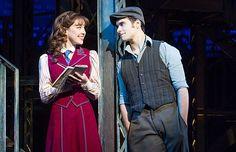 Corey Back on Broadway April 2017 Corey Cott  Enjoy Steve @theatregoldcom Theatregold.com