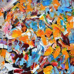 FLAVIO GALVAN artist   Organic Fragmentation 2015