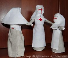 Кукла Сестра милосердия,авторская, Аллевтина Жарикова