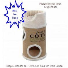 Wellness und Gesundheit: Katzenmöbel: Die ultimative Kratztonne mit Höhlen ...