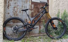 Specialized S-Works Demo - Bikegallery - Traildevils