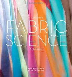 JJ Pizzuto's Fabric Science 10th Edition by Allen C. Cohen http://www.amazon.com/dp/1609013808/ref=cm_sw_r_pi_dp_wTxaub0GMMB96
