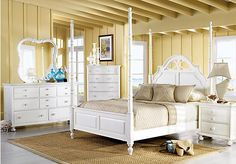 Awesome Cindy Crawford Canopy Bed