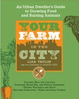 Seattle Tilth's new book about urban farming is full of great tips for growing your own food organically, building healthy soil, and keeping chickens, goats, bees, and ducks in an urban setting!