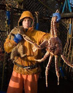 Fishing the Bering Sea