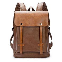 eda11da19f80 81 Best Vintage leather backpack images in 2017 | Backpacks, Leather ...