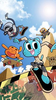 Gumball Wallpapers Top Free Gumball Backgrounds regarding The Brilliant The Amazing World of Gumball Wallpaper Iphone - All Cartoon Wallpapers Cartoon Kunst, Cartoon Art, Easy Cartoon, Iphone Cartoon, Cartoon Memes, Cartoon Drawings, Cartun Network, Amazing Gumball, Cartoon Network Characters
