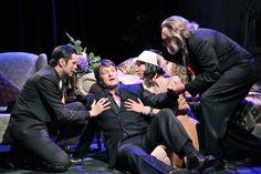 Nathan Fillion at the Varscona Theatre