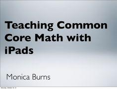 cc-math-ap-pitic by Monica Burns via Slideshare