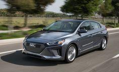 2017 Hyundai Ioniq Hybrid Becomes New Fuel Economy Champ With 58 Mpg