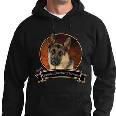 """Are You a Proud German Shepherd Momma? Then This """"Special Edition"""" shirt is for you! Not Sold in Stores! NOTE: Donation will be made to German Shepherd Rescue with each order. Guaranteed safe and secu"""
