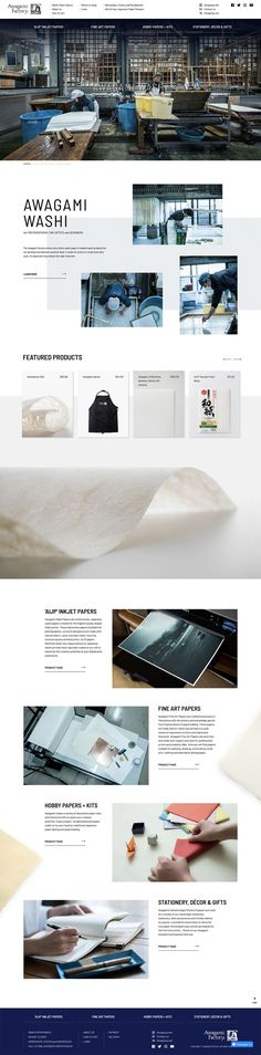 Sayoko Nishimura on Behance Web Design, Creative Design, Graphic Design, Web Layout, Layout Design, Panel Art, Washi, Lightroom, Behance